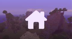 Обзор местности Minecraft сделанная редакторами сайта Minecraft Flow